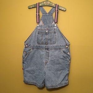 Tommy Hilfiger 1X Denim overalls